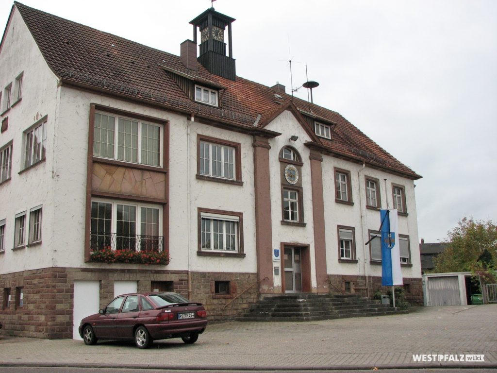 Altes Contwiger Rathaus