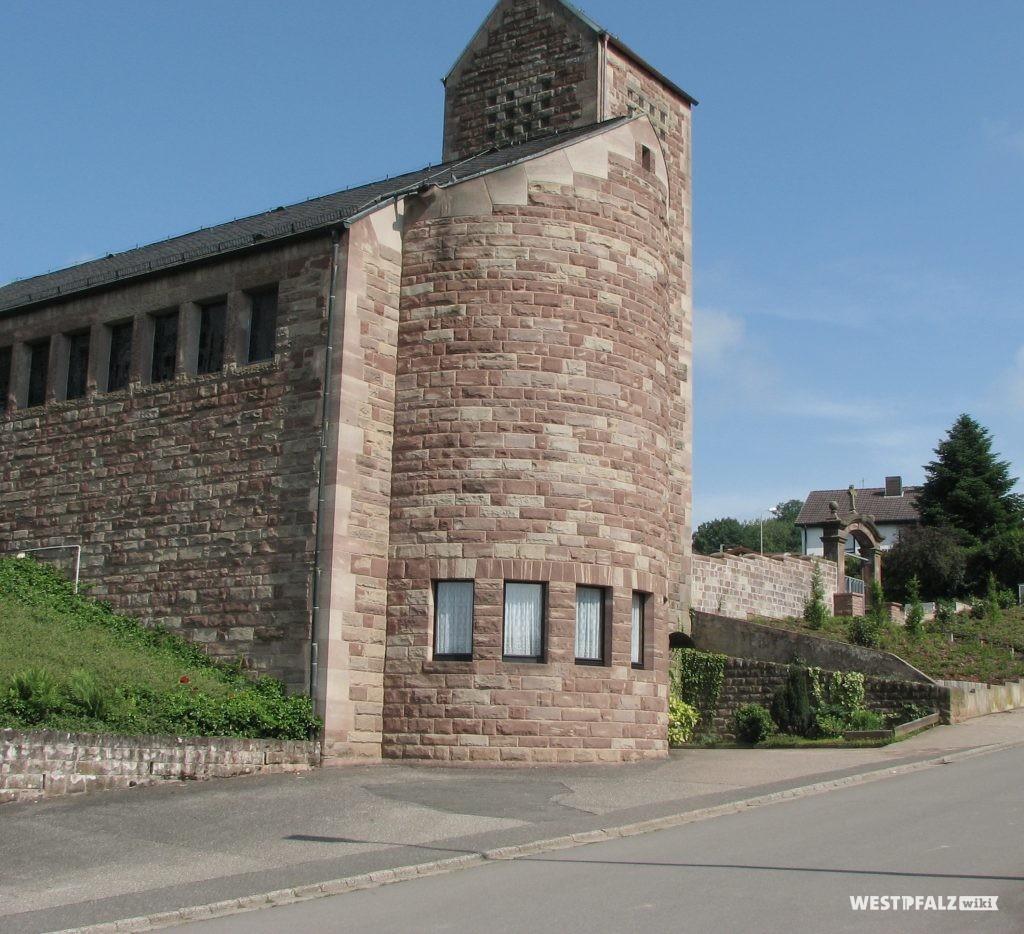 Christuskirche in Stambach