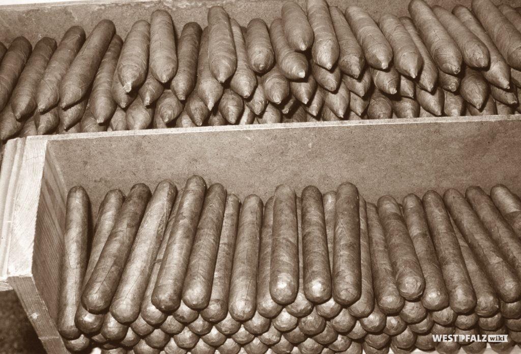 Endprodukt - die fertigen Zigarren