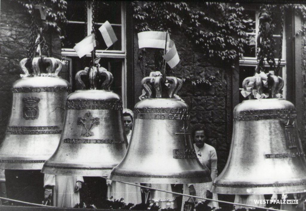 Glocken der katholischen Kirche in Erfenbach