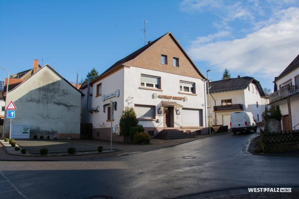 Ehemaliges Gasthaus Gilbers in Hinzweiler