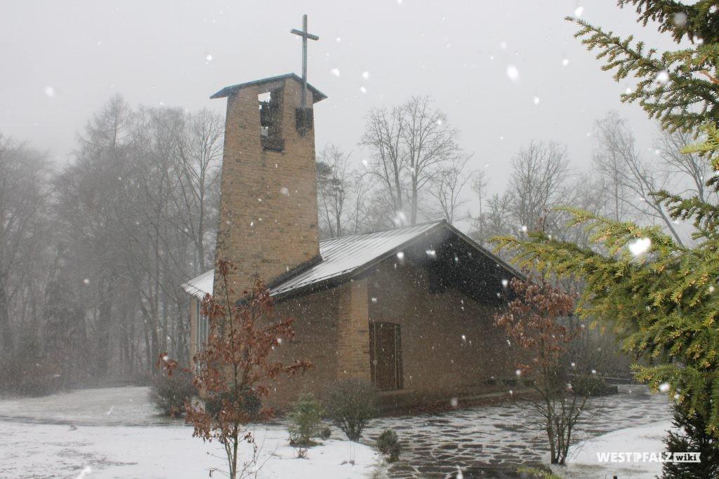 Waldkapelle Johanniskreuz
