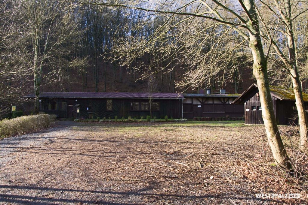 PWV-Hütte in Hinzweiler