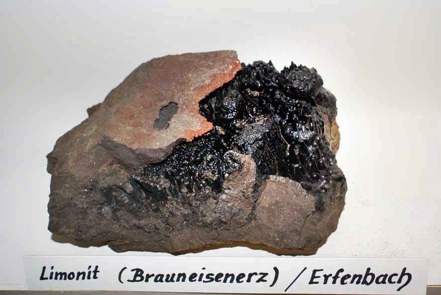 Brauneisenerz aus Erfenbach