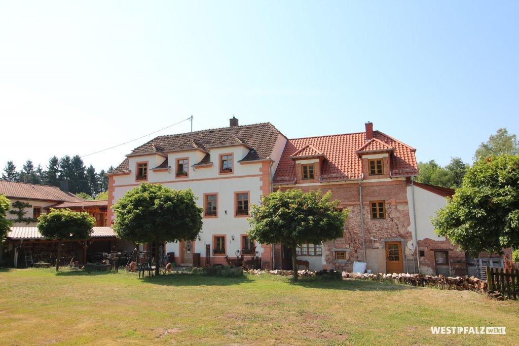 Mohrmühle in Waldmohr