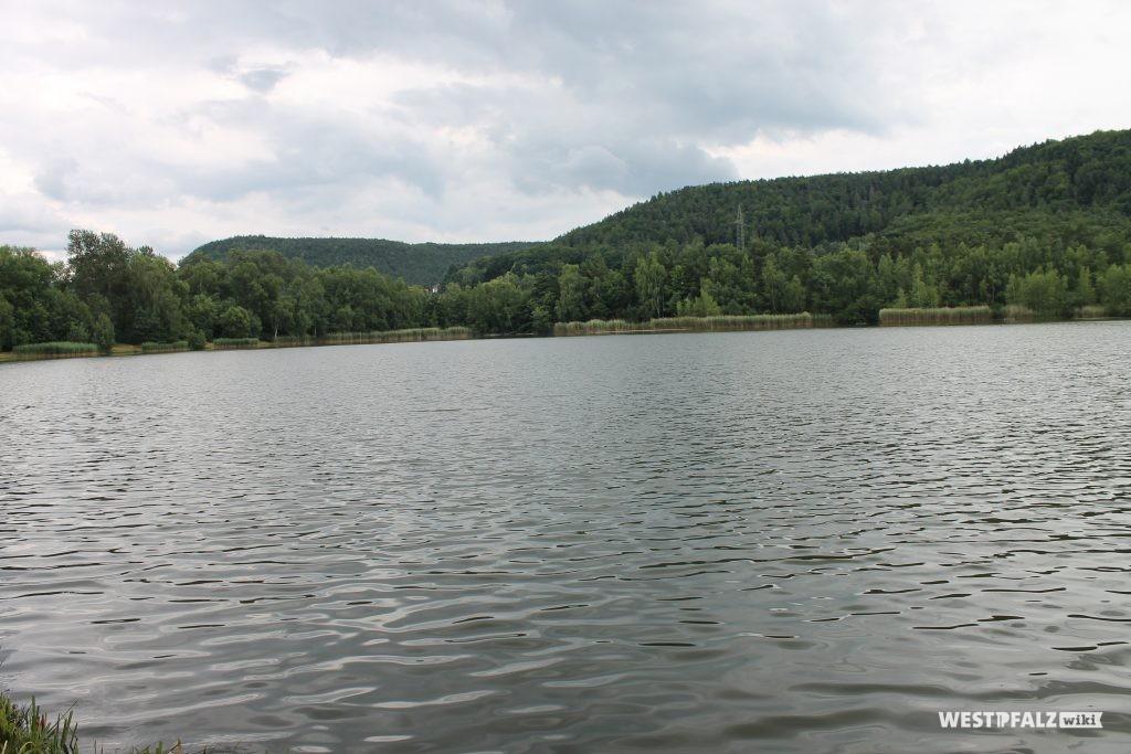 Silbersee in Kindsbach