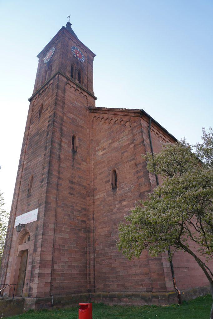 Protestantische Kirche in Steinwenden