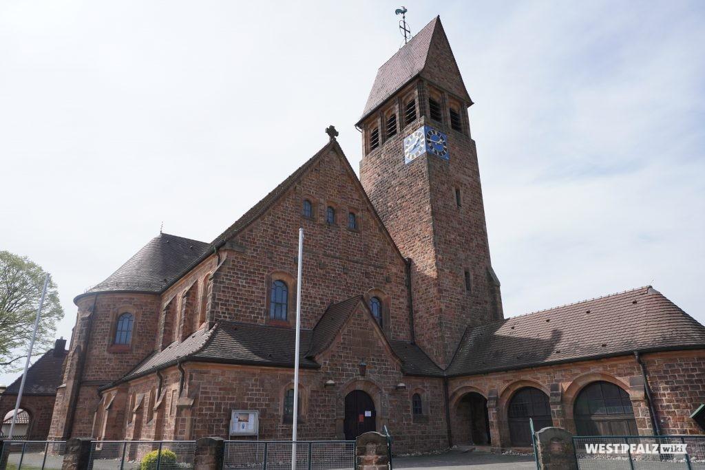Katholische Kirche St. Michael in Hütschenhausen