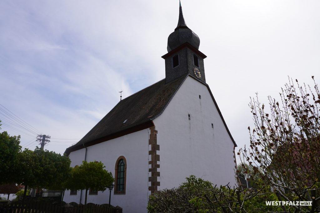 Protestantische Kirche in Misau