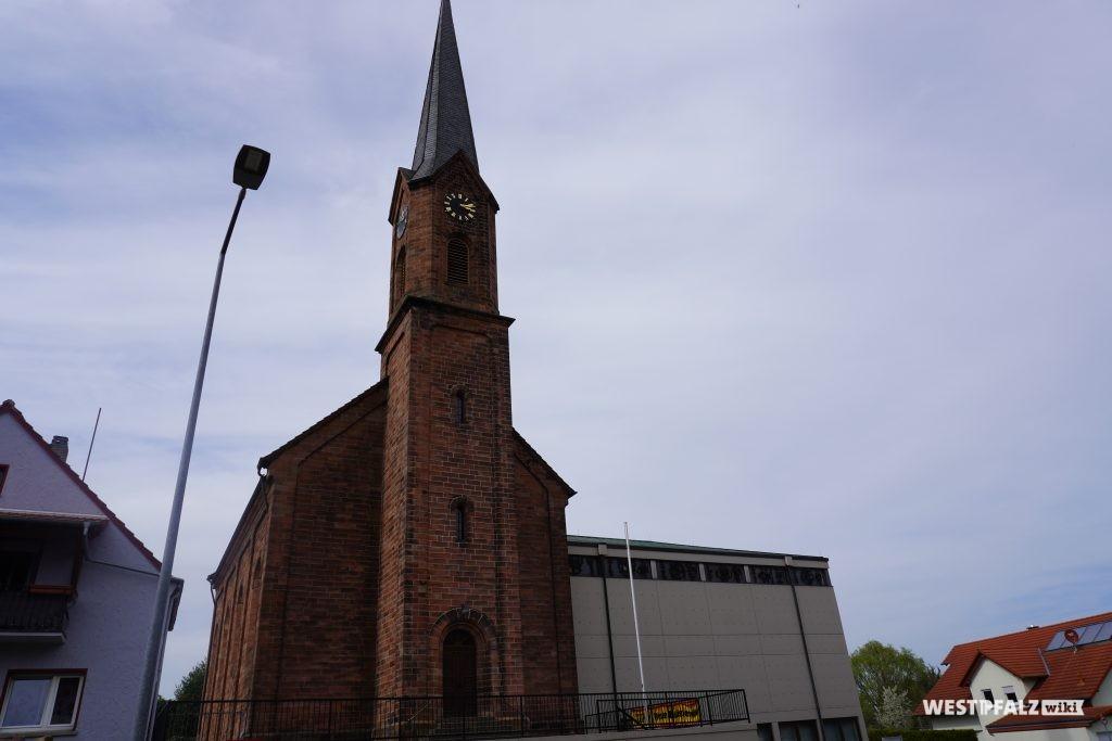 Katholische Kirche in Bruchmühlbach