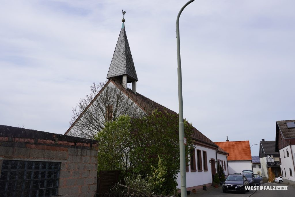Protestantische Kirche in Hauptstuhl
