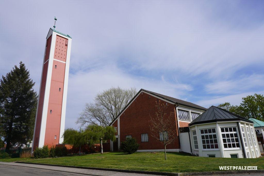 Protestantische Kirche in Ramstein