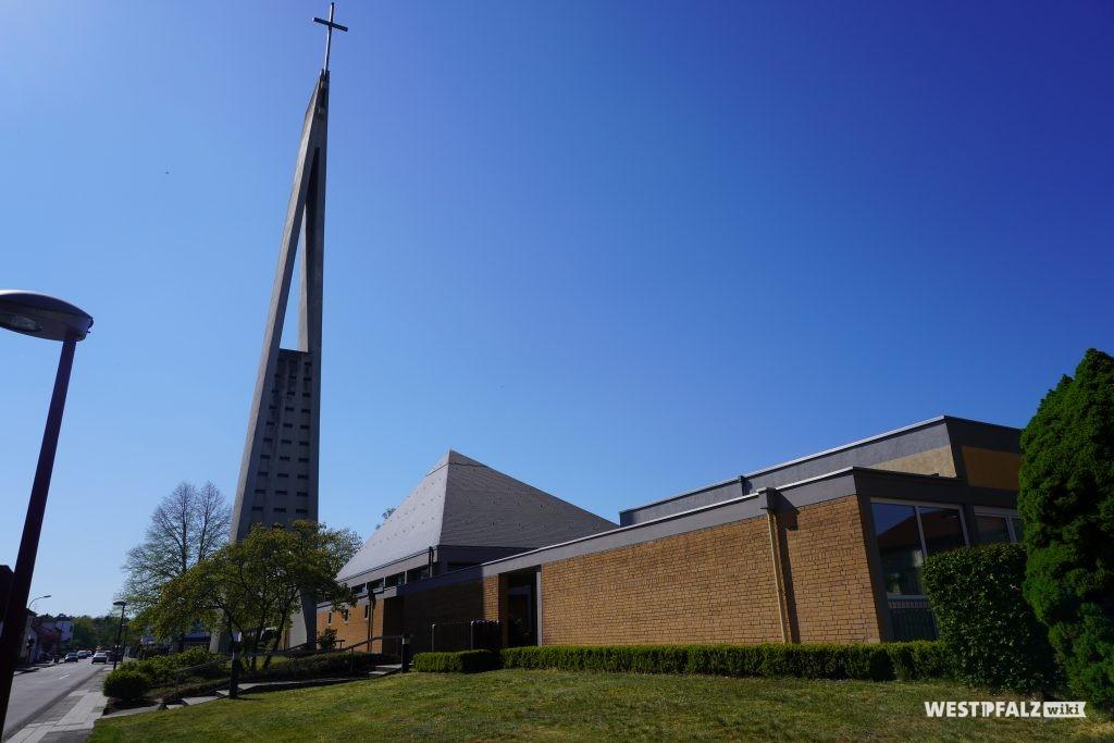Katholische Kirche in Rodenbach