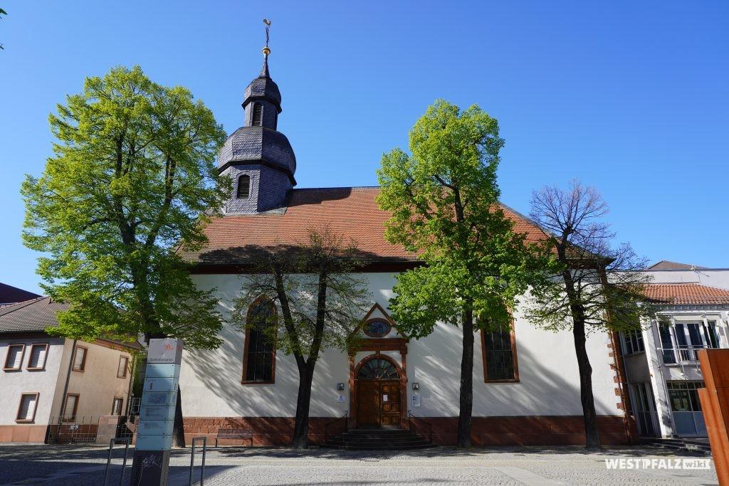Unionskirche in Kaiserslautern
