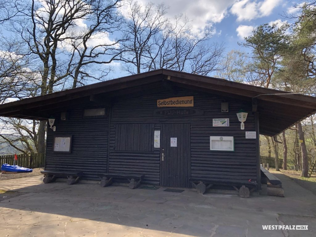 PWV-Hütte in Olsbrücken
