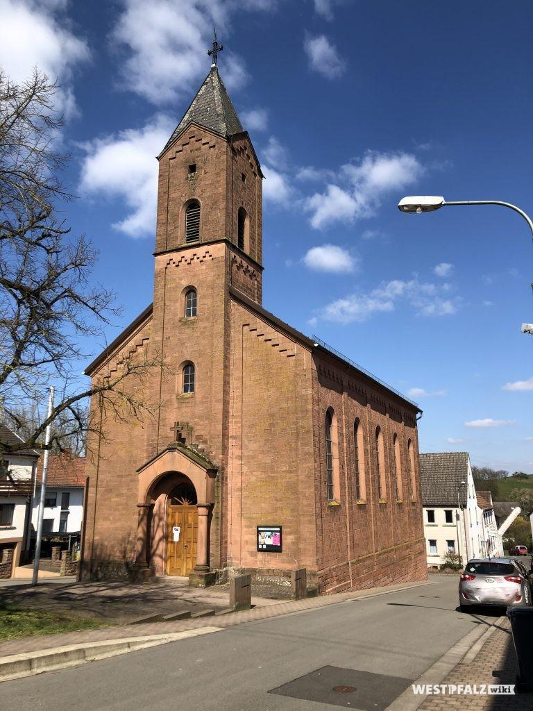Katholische Kirche in Schneckenhausen