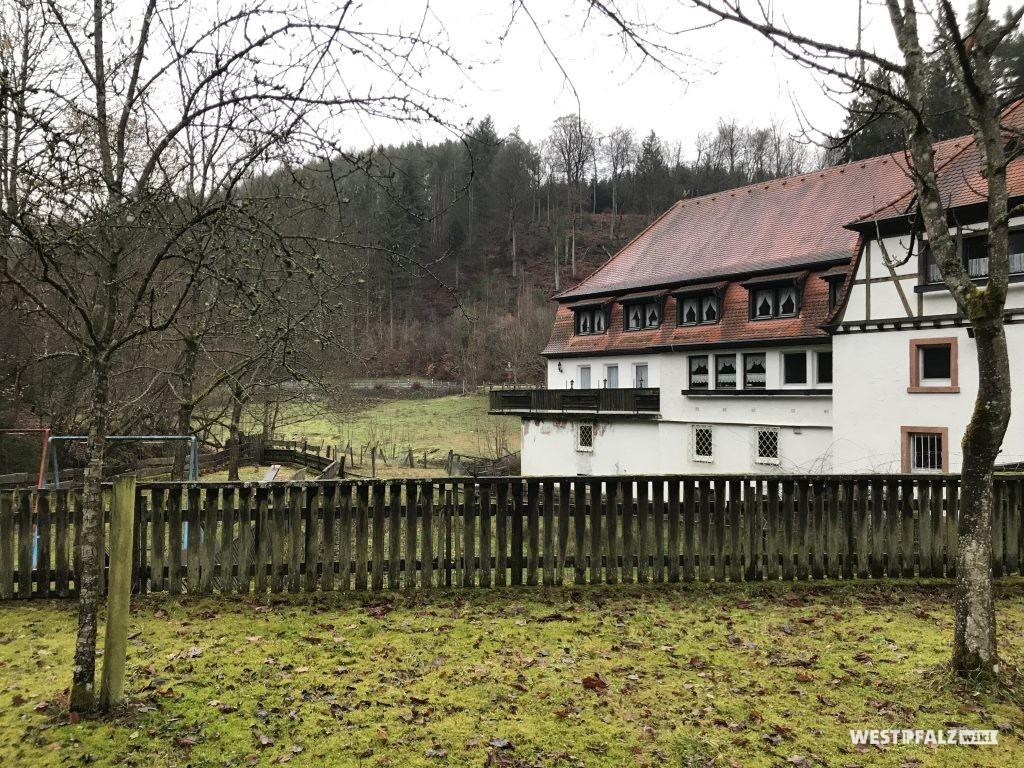 Heutiges Restaurant an der Klug`schen Mühle