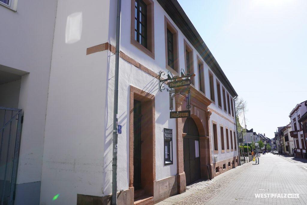 Haus Rheinkreis des Theodor-Zink-Museum