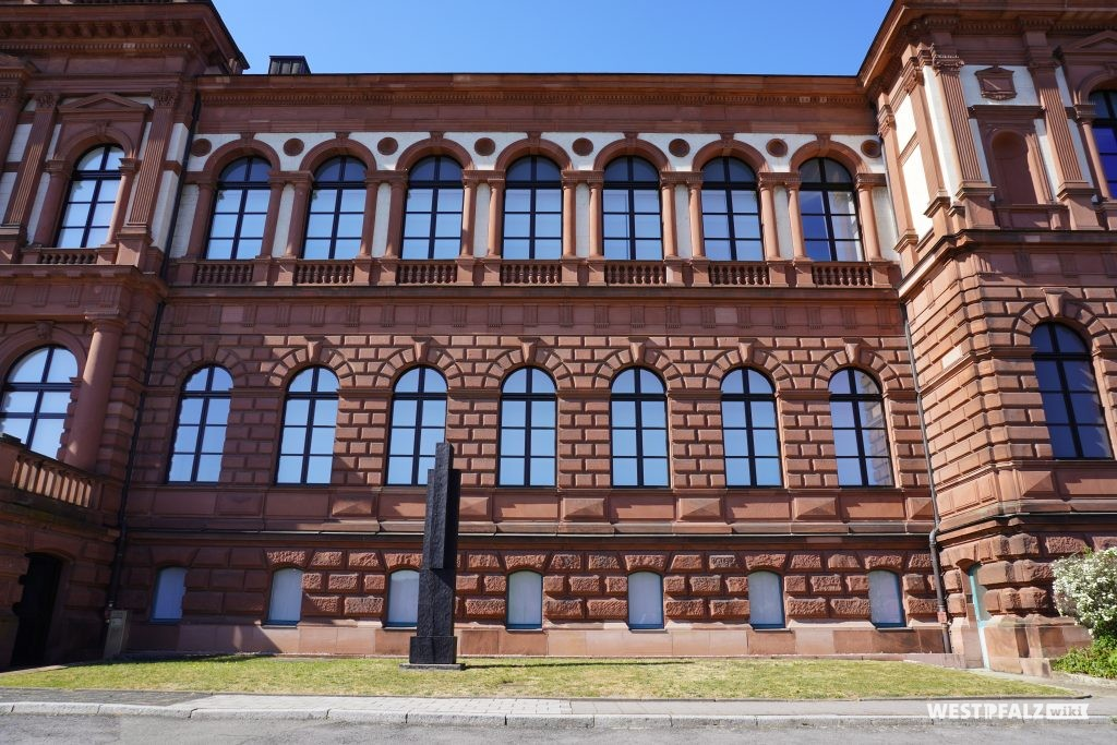 Museum Pfalzgalerie in Kaiserslautern