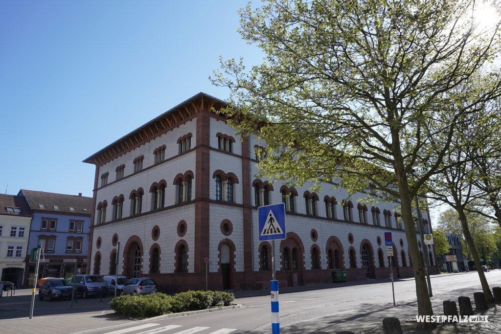 Fruchthalle in Kaiserslautern