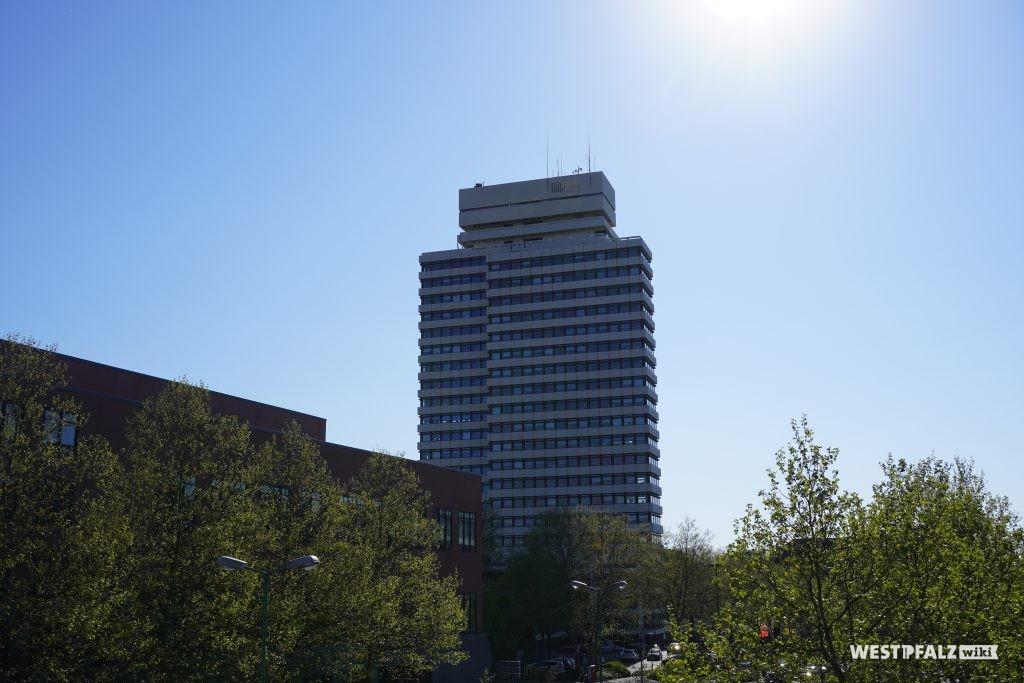 Rathaus in Kaiserslautern