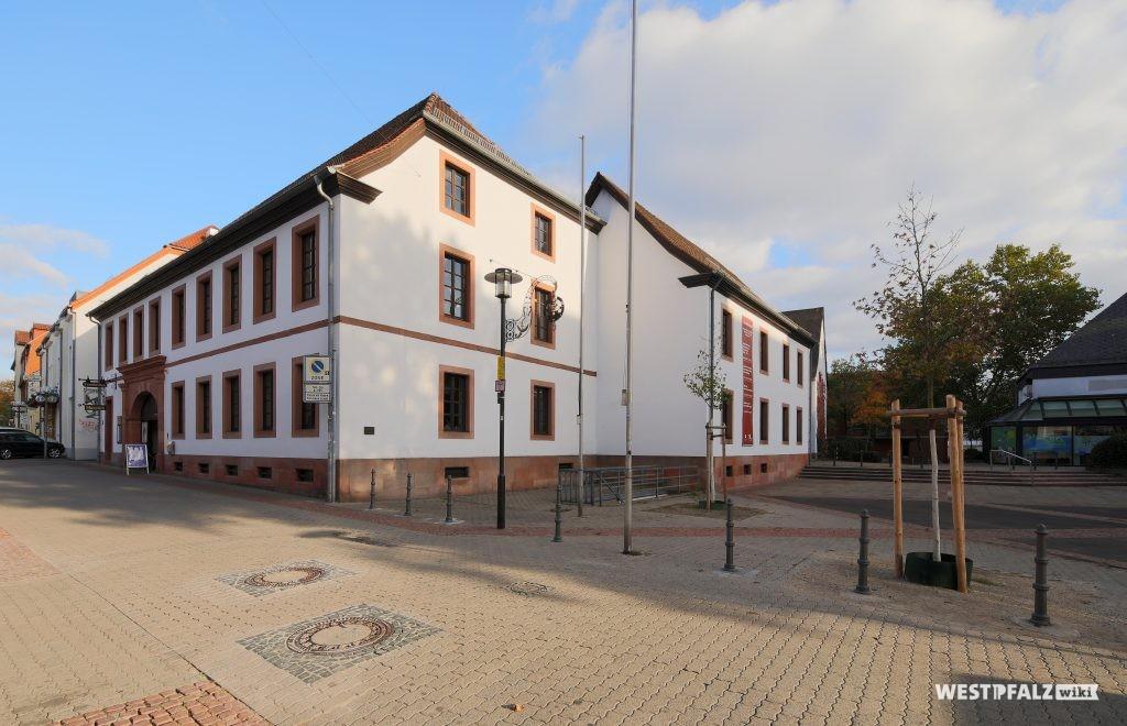 Außenansicht des Theodor-Zink-Museums in Kaiserslautern