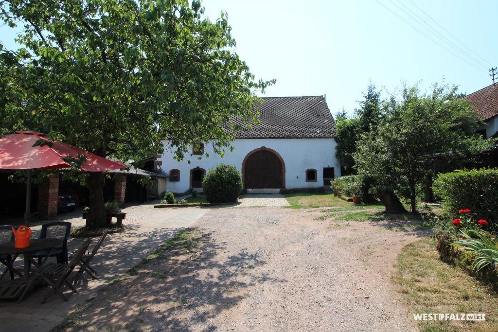 Schanzerhof der Gemarkung Elschbach