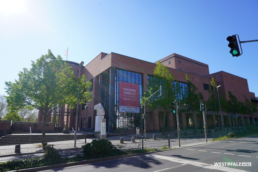 Pfalztheater in Kaiserslautern