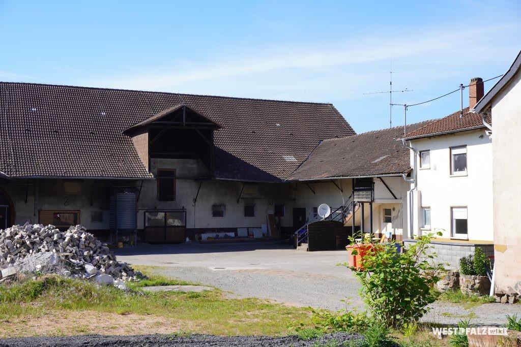 Schanzermühle in der Gemeinde Bruchmühlbach-Miesau
