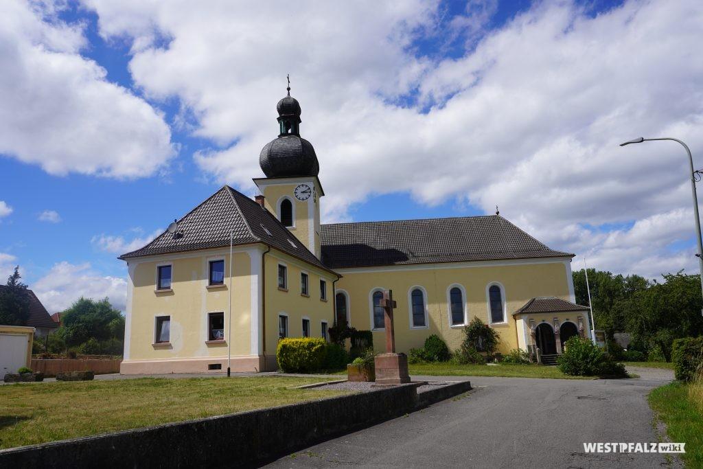 Katholische Kirche in Kottweiler-Schwanden