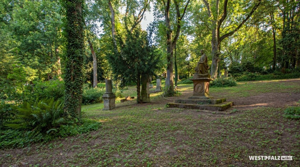 Alter Friedhof in Pirmasens