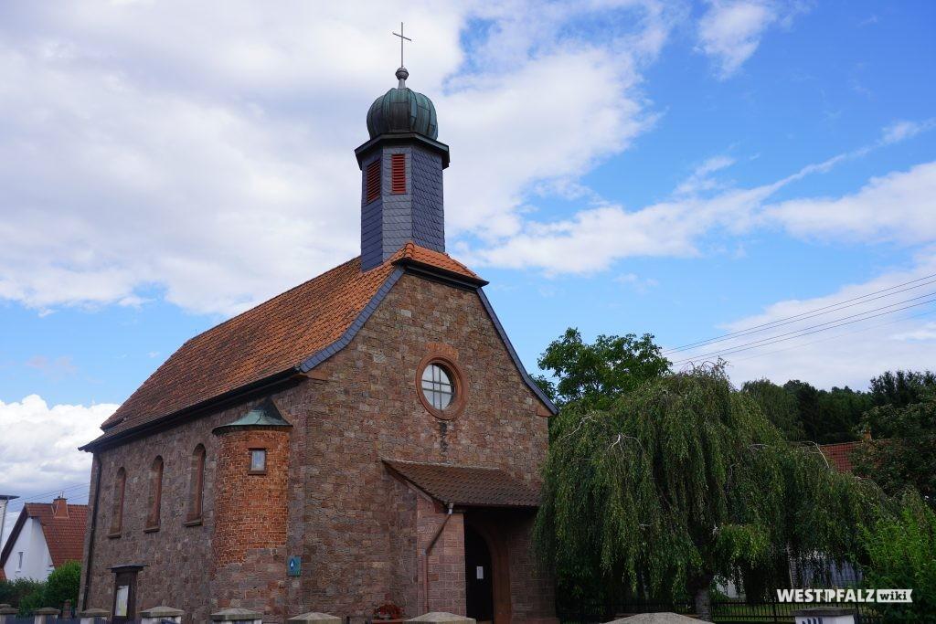 Die katholische Kirche in Schwedelbach