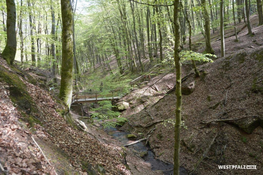 Elendsklamm bei Bruchmühlbach
