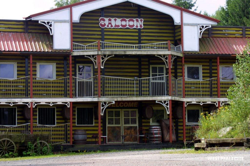 Saloon des Westerndorfs