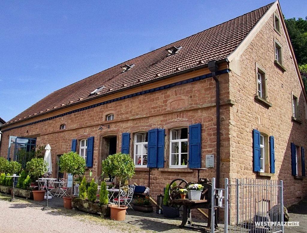 Bauernhaus Erfenbach heute