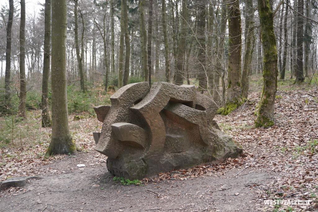 "Skulptur 3 ""Eber"""