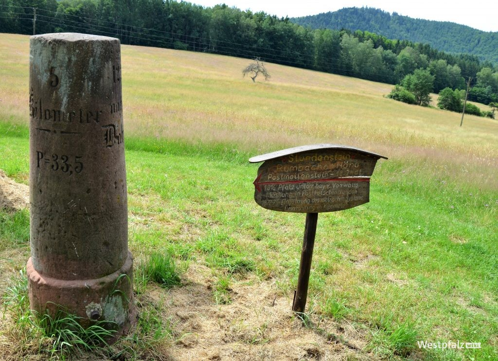 Stundenstein bei Rumbach
