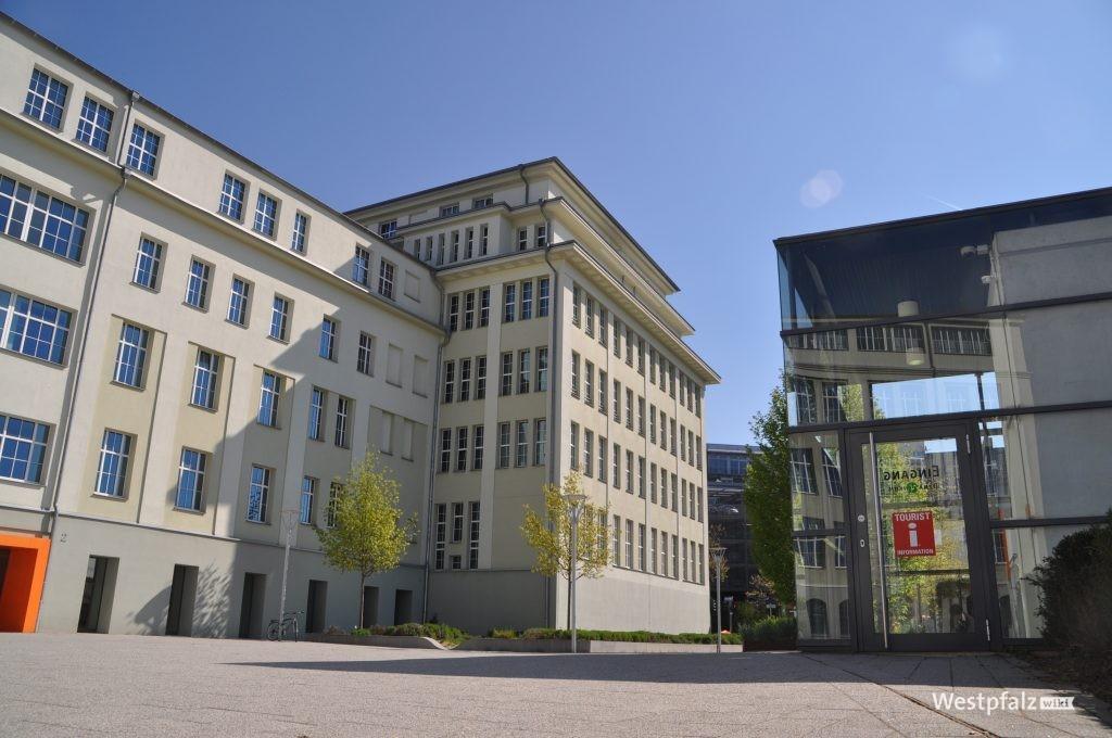 Ehemaliger Schuhfabrik Rheinberger - heutiges Dynamikum